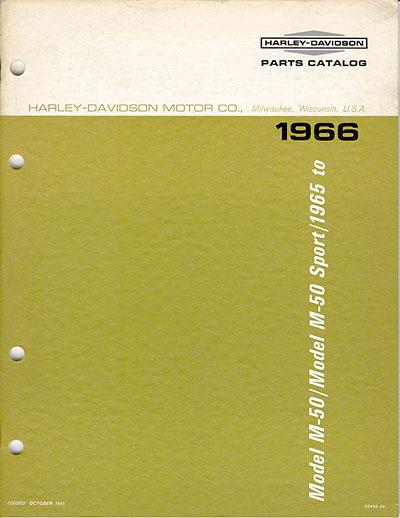 '65-'66 m50 models